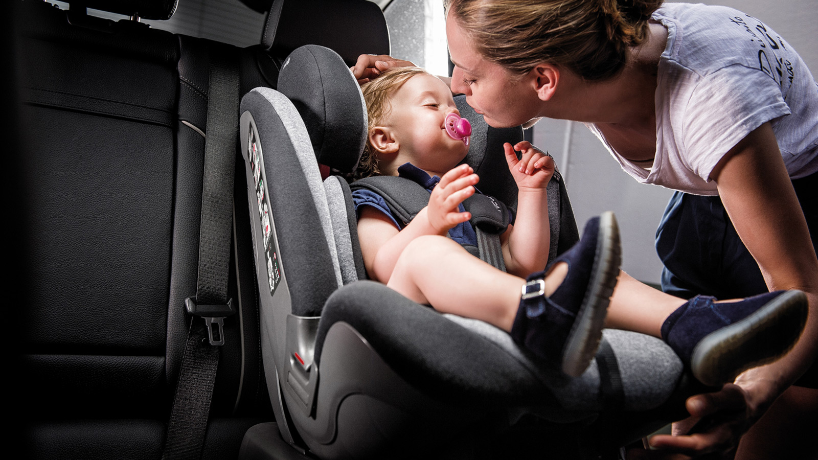 Детское автокресло в путешествиях